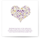 Love Birds Party Invitations