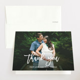 Pregnancy Announcements Thank You Cards