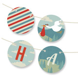 Adventurer Bunting Banners