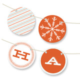 Nordic Joy Bunting Banners