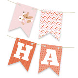 Fox Festive Bunting Banners