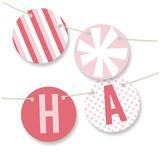 Sparkle Fte Bunting Banners