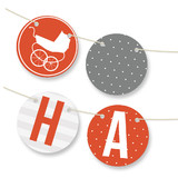 Urban Baby Bunting Banners