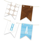 Asheville Artisan Personalizable Bunting Banners