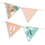 Matthiola Personalizable Bunting Banners