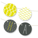 Lattice Bunting Banners