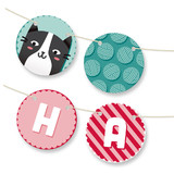 Cat&#039;s Meow Bunting Banners