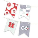 Summer Day Bunting Banners