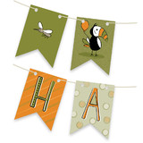 Jungle Jam Bunting Banners