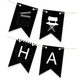 Movie Bunting Banners