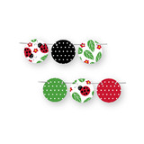 Little Ladybug Circle Garlands