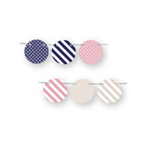 Preppy Circle Garlands