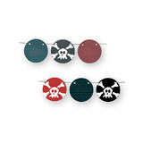 Yo Ho Ho! Circle Garlands