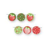 Strawberry Love by White Lemon Designs