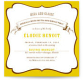 La Fete Birthday Party Invitations