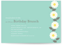 Soiree Birthday Party Invitations