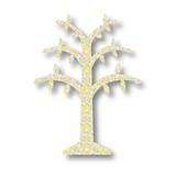 Animals Born Free Wishing Tree Centerpieces
