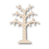 Sweet Clementine Wishing Tree Centerpieces