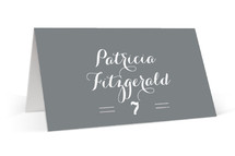 Just Lovely Foil-Pressed Place Cards
