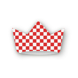 Vintage Race Car Party Crowns