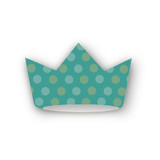 Birthday Balloon Fun Party Crowns
