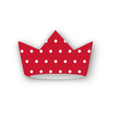 Little Ladybug Party Crowns