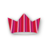 Tulipa Party Crowns