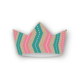 Girlie Cakes Party Crowns