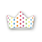 Fun with Color Party Crowns