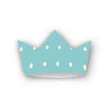 Soda Shop Party Crowns
