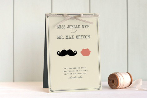 Stache + Kiss DIY Programs