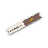 Foliage Thanksgiving Flag Stickers