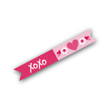 XOXO Flag Stickers