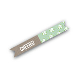 Wooded Blooms Flag Stickers