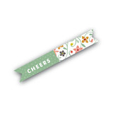 Botanical Affair Flag Stickers