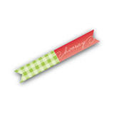 Watermelon Flag Stickers