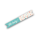 Shower of Love Flag Stickers