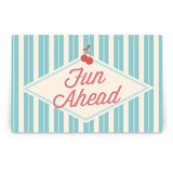 Soda Shop Party Greeting Signs