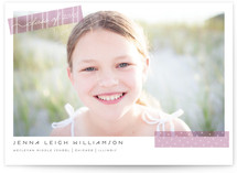 Washi Grad Graduation Announcements