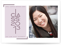 Class of 2013 Graduation Announcements
