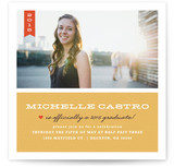 It&#039;s Official Graduation Announcements