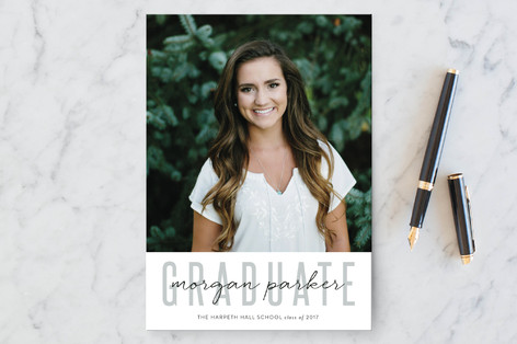 the update Graduation Announcements