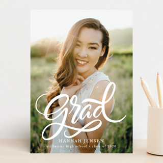 Brush Grad Graduation Announcements