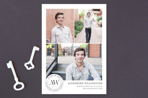 Insignia Graduation Announcements