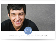 Simply Joy Graduation Announcements