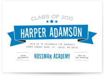 Afterparty Graduation Announcements