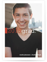 Be Joyful Graduation Announcements