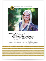 Golden Grad Graduation Announcements