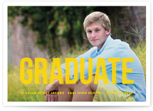 Graduation Notes Graduation Announcements