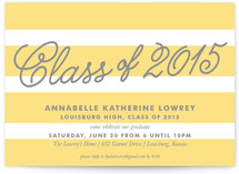 Hooray Grad Graduation Announcements